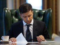 Zelensky dismisses chief of SBU's Main Investigation Department Ostafiychuk