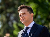 Zelensky says decision to dissolve Rada meets all criteria of legality