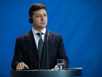 Presidents of Ukraine, Estonia to hold meeting in Kyiv on Sept 13