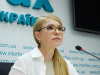 Yulia Tymoshenko tests positive for COVID-19, believed to be in serious condition - spokesperson