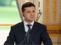 Zelensky says Ukraine ready to unilaterally rebuild bridge near Stanytsia Luhanska