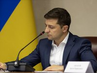 Zelensky appoints Demchenko first dpty secretary of NSDC