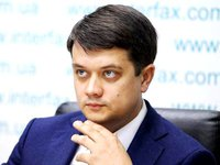 Ukraine ready for dialogue in PACE, but not for compromises on territorial integrity – Razumkov
