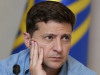 Zelensky: We working over release of detainees from Russia-occupied territories, from Russia, Crimean Tatar people