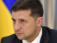 Zelensky says opposed to martial law in Ukraine, war in Donbas