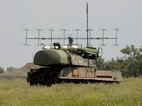 Anti-aircraft missile troops of Ukraine's Armed Forces conduct live-fire exercises