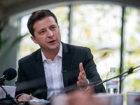 Plan B is last and worst of five Donbas reintegration scenarios - Zelensky