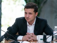 Zelensky pledges not to interfere in U.S. domestic policy, counts on Trump's support