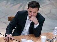Zelensky doesn't see corruption component, law violations in his conversation with Trump
