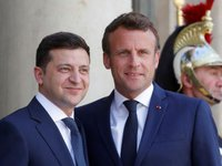 KyivPost: Zelensky, Macron expected to meet next week in Paris