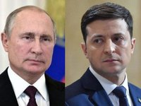 Peskov: no plans for now for Putin-Zelensky meeting before Normandy Four summit in April