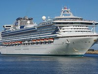 Ukraine not yet planning evacuation of citizens from cruise liner