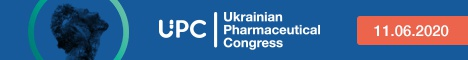 UKRAINIAN PHARMACEUTICAL CONGRESS 2020