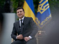 Zelensky about second presidential term: I will think about it