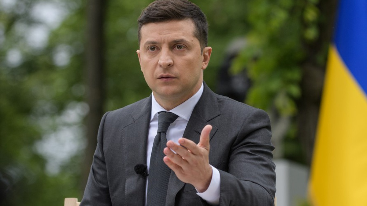 Zelensky: In case of recordings of Biden-Poroshenko I am interested in one  thing, how it was possible to record country's president