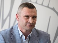 Klitschko may win in first round of mayoral elections in Kyiv – source