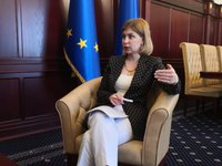 Signing agreements under 'industrial visa-free travel' may not be in 2021 – Dpty PM Stefanyshyna