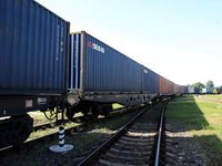 Ukrzaliznytsia cancels fixed guarantee fee of $ 300,000 for transit rail traffic