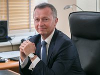 Head of Raiffeisen Bank Aval says NBU refinancing rate could fall by 1-1.5 p.p.