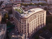 Most expensive residential complex in Ukraine being built in government quarter sells 40% of apartments