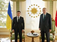 Zelensky on relations with Turkey: We have never progressed as far in cooperation as now