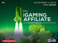 Discount on Tickets to Kyiv iGaming Affiliate Conference 2020 Celebrating Halloween! Hurry Up to Use the Offer