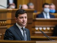 Zelensky ready to finalize issues of introduction of tax on withdrawn capital, zero tax return