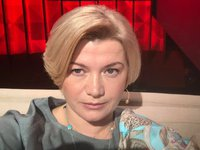 European Solidarity co-chairperson Gerashchenko walks out of TV studio because of Arestovych's sexist statements