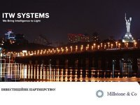 Millstone & Co investment company acquires 50% of ITW SYSTEMS maker of LED lighting systems