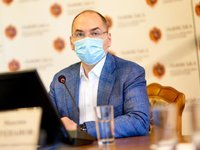 Stepanov calls Ukraine's production of vaccines against COVID-19 'national security issue'