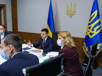 Venice Commission's opinion on Constitutional Court to be taken into account in preparing judicial reform in Ukraine - Zelensky