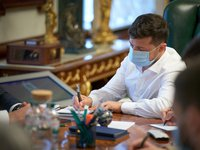 Zelensky signs decree on personal sanctions approved by NSDC on March 23