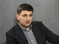 Amendments to Constitution should eliminate dualism of power in Ukraine – Groysman