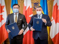 Ukraine, Canada establish working group on mobility issues