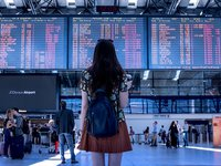 Airports of Ukraine cut passenger traffic by 68%, airlines by 63% in Jan-Feb – State Aviation Service
