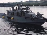 Ukraine to receive two new patrol boats from United States