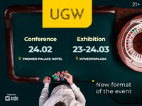 Updating of Ukrainian Gaming Week format! UGW Expert Conference Will Be Held in February