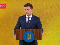 Zelensky expects from deputies of Servant of People cohesive vote in Verkhovna Rada on laws essential for the country