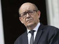 French FM to visit Ukraine on March 23