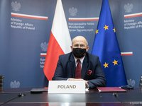 Polish Foreign Minister to pay working visit to Ukraine on Thursday