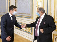 Ukraine to provide humanitarian aid to India due to difficult situation with COVID-19 – Zelensky