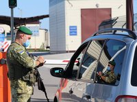 Chaplynka checkpoint on administrative border with Crimea to stop operating from Oct 19