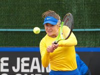 Ukrainian tennis player Svitolina loses semifinal match at Tokyo Olympics, to compete for bronze