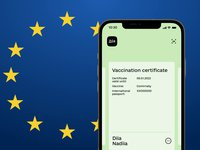 Ukraine extends validity of 2-dose COVID certificates from 180 to 365 days