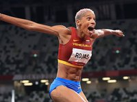 World record of Ukrainian athlete broken at Olympic Games by athlete from Venezuela