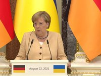 Merkel: We want to prolong agreement on gas transit from Russia through Ukraine soon