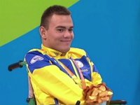 Ukrainian swimmer Kol wins silver medal at Paralympic Games in Tokyo