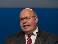 German Economic Affairs Minister Altmaier: We will not allow Crimea to be turned into blind spot on map
