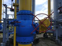 Average price of gas imports to Ukraine in Sept up by 26.9%, to $543.1